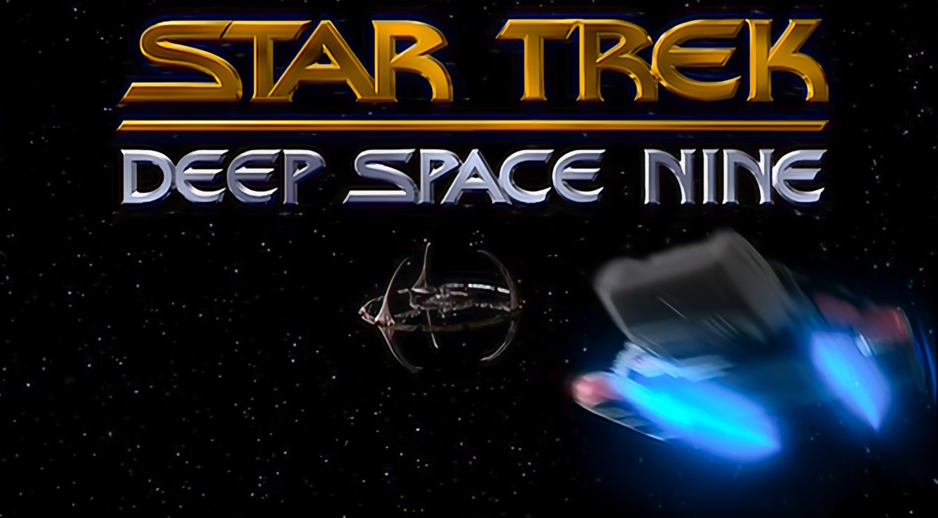 How to Upscale Star Trek: Deep Space Nine