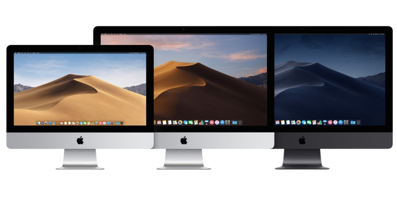 Apple Reportedly Prepping New Self-Built iMac GPU for 2H 2021