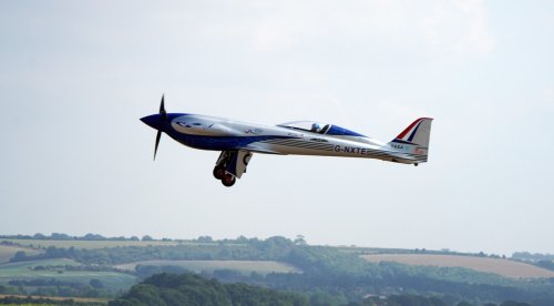 All-Electric Rolls Royce Aircraft Takes to the Skies