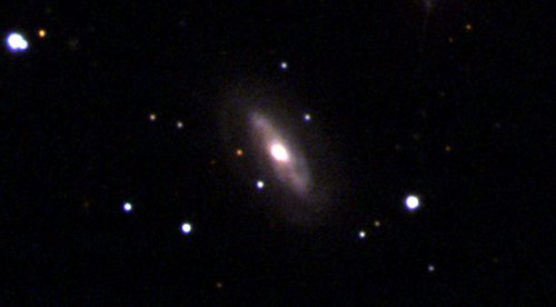 Astronomers Find Supermassive Black Hole Wandering Around Distant Galaxy