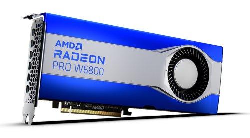 Review: AMD Radeon Pro W6800 Workstation GPU - ExtremeTech