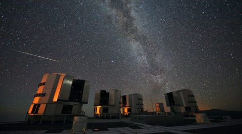 Astronomers Want to Design Quantum Telescopes That Span the Globe