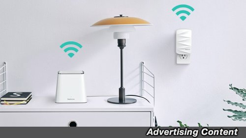 Expand Your Wi-Fi Network with this Mesh Network Extender