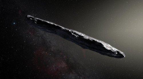 Harvard Astronomer Still Believes Interstellar Object Was Alien Technology