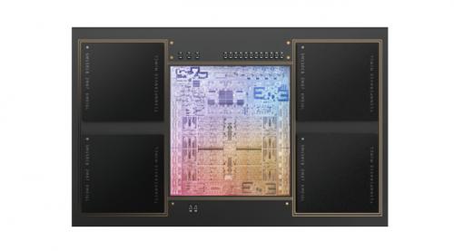 Apple Unveils New M1 Pro, Monster M1 Max SoCs