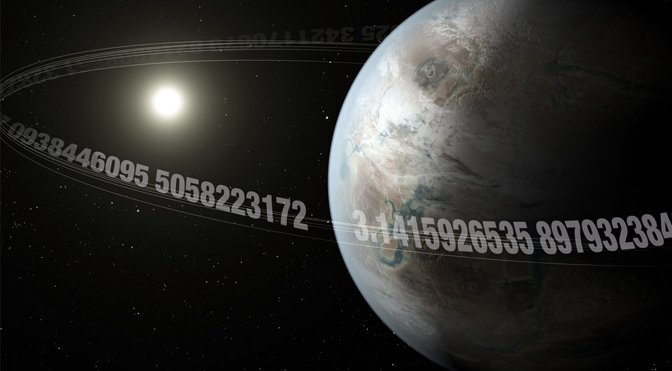 Astronomers Find 'Pi Planet' With 3.14-Day Orbit