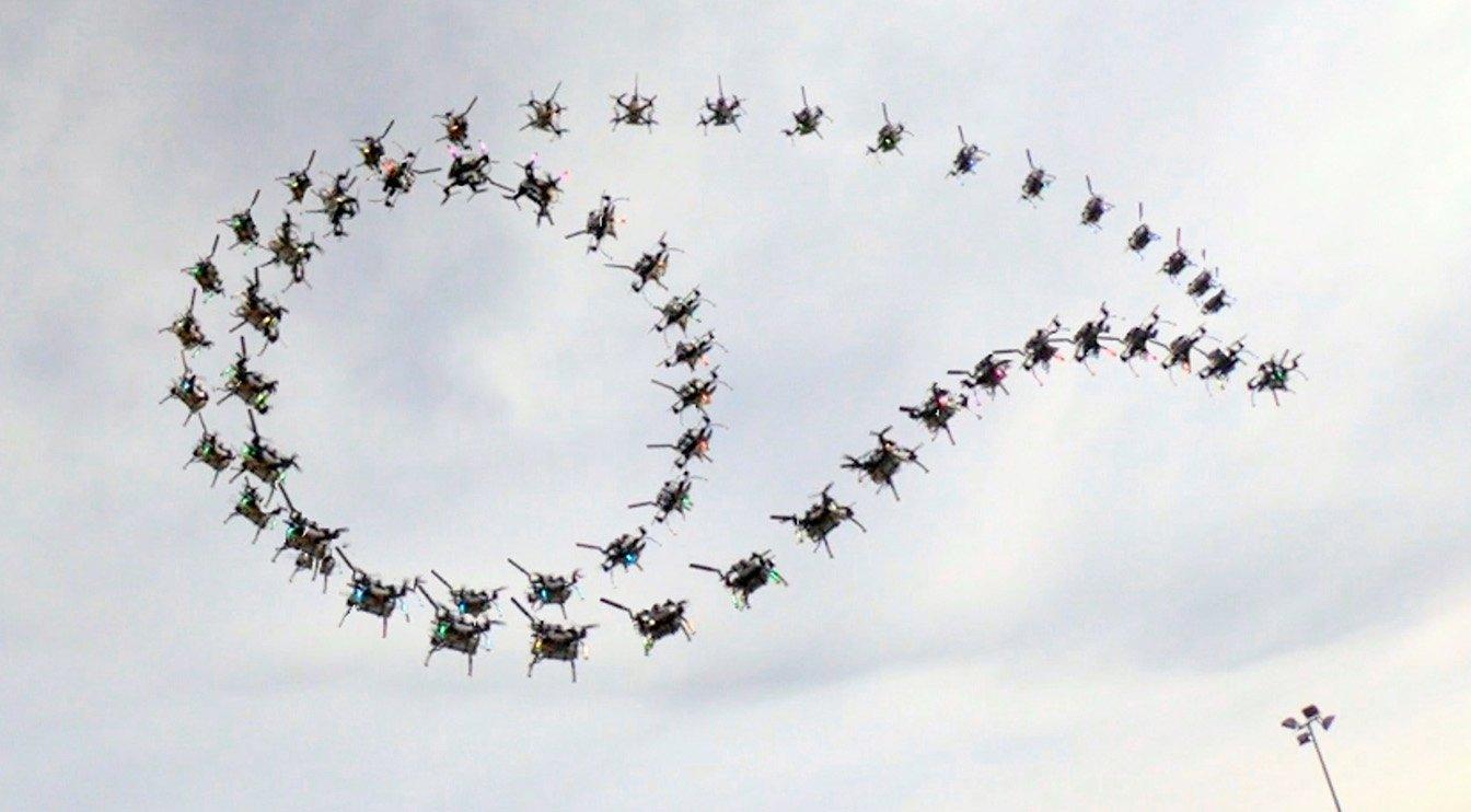 AI-Powered Quadrotor Drone Learns Aerial Acrobatics