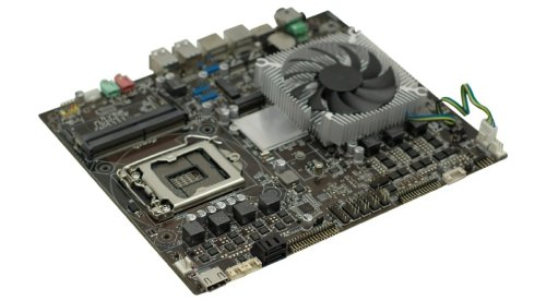 How About an Intel B150 Motherboard With an Integrated GTX 1050 Ti?