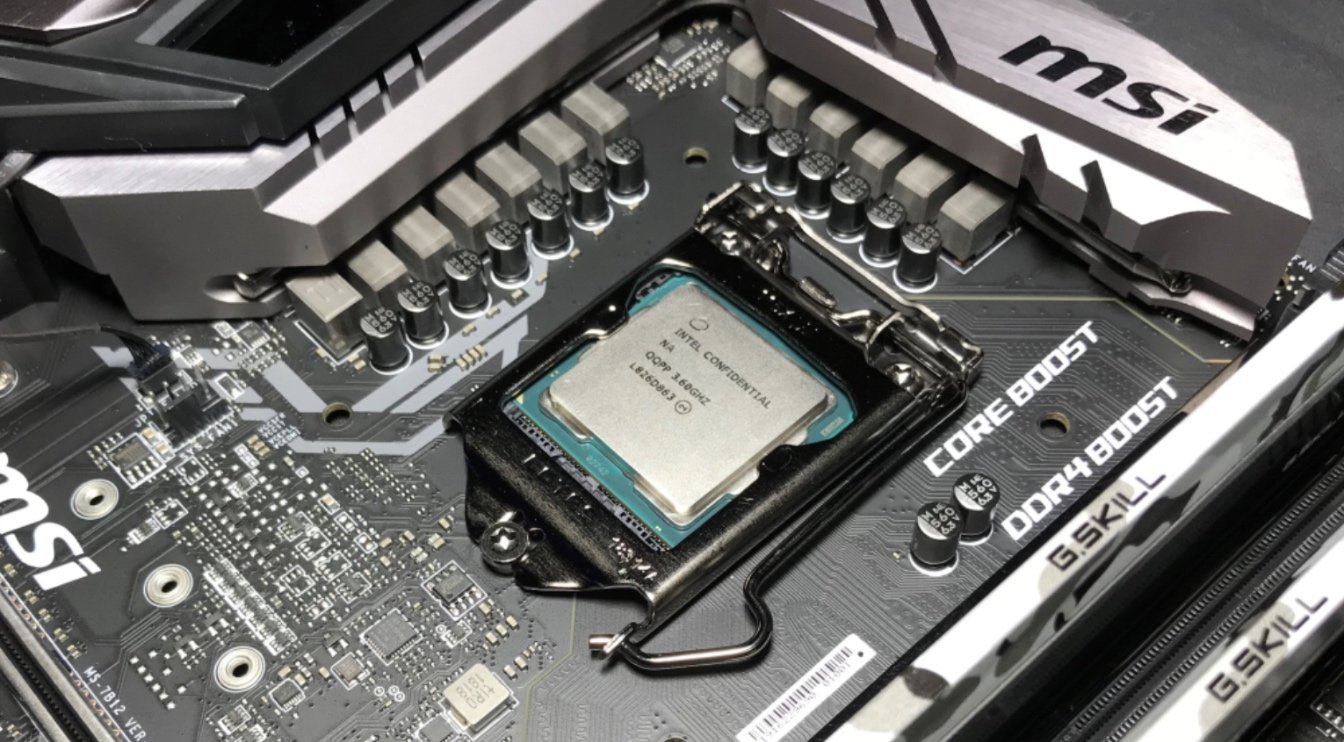 If You Want to Get Excited About CPUs Again, Start Creating With One