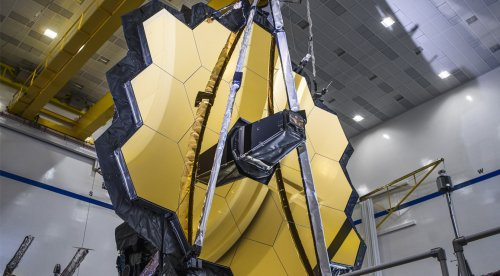 NASA Delays James Webb Space Telescope Launch Again