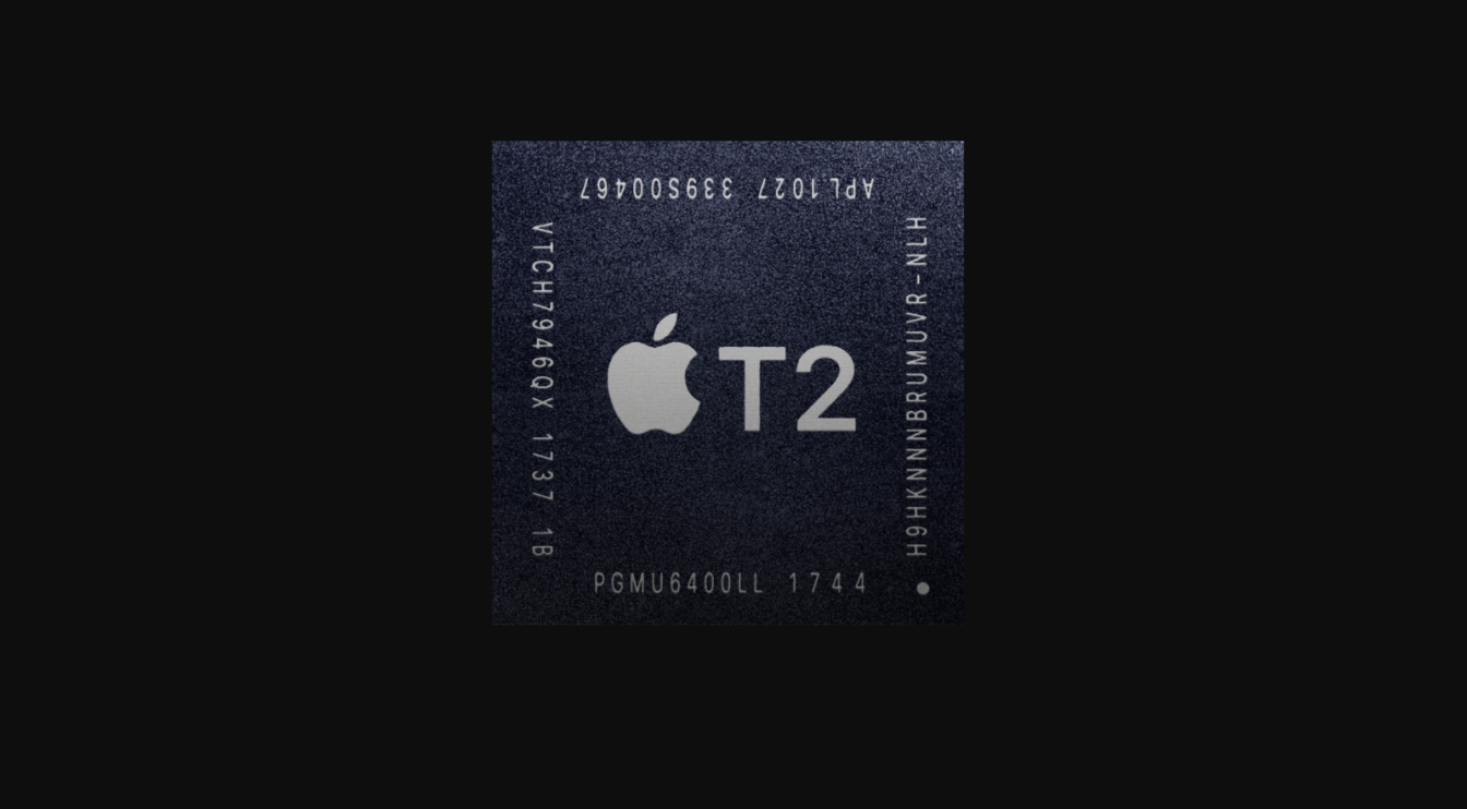 Apple's T2 Security Processor Has an Unpatchable Security Flaw