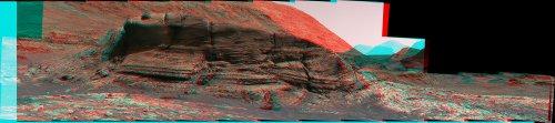 NASA's Curiosity Mars Rover Beams Back Stunning Selfie