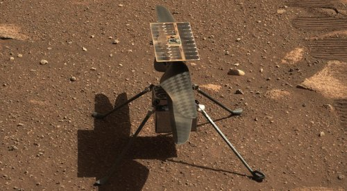 Mars Helicopter Completes First One-Way Flight - ExtremeTech