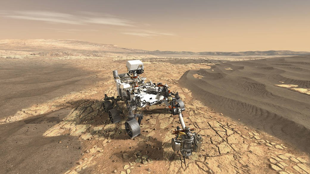 Perseverance Rover Will Take a Tiny Piece of Mars Home to the Red Planet