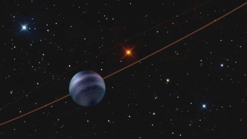 Astronomers Directly Image Planet Just 35 Light Years Away - ExtremeTech