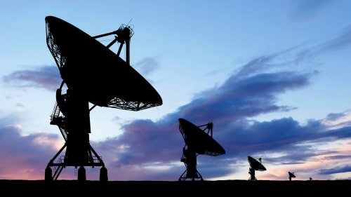 Astronomers Spot Potentially Artificial Radio Signal From Nearby Star