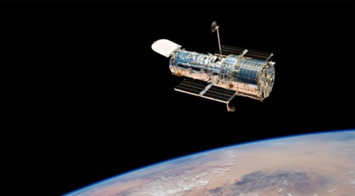 Hubble In Safe Mode Again After Computer Failure - ExtremeTech