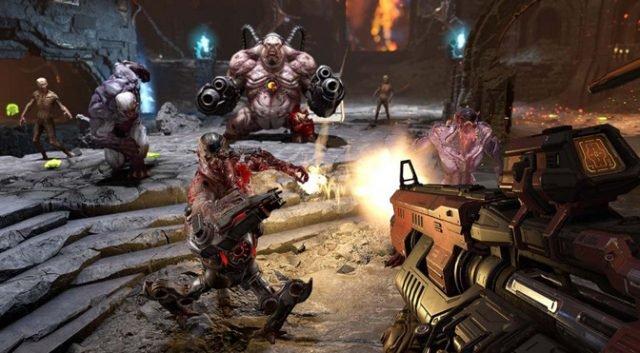 WATCH: Doom Eternal Hits 1,000fps on Liquid Nitrogen-Cooled Gaming Rig
