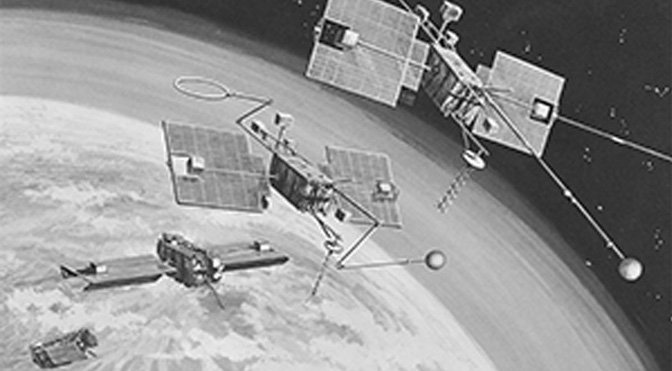 NASA Satellite Crashes to Earth After 56 Years