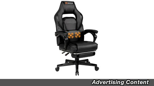 This Massaging Gaming Chair Is On Sale For Over 30 Percent Off - ExtremeTech