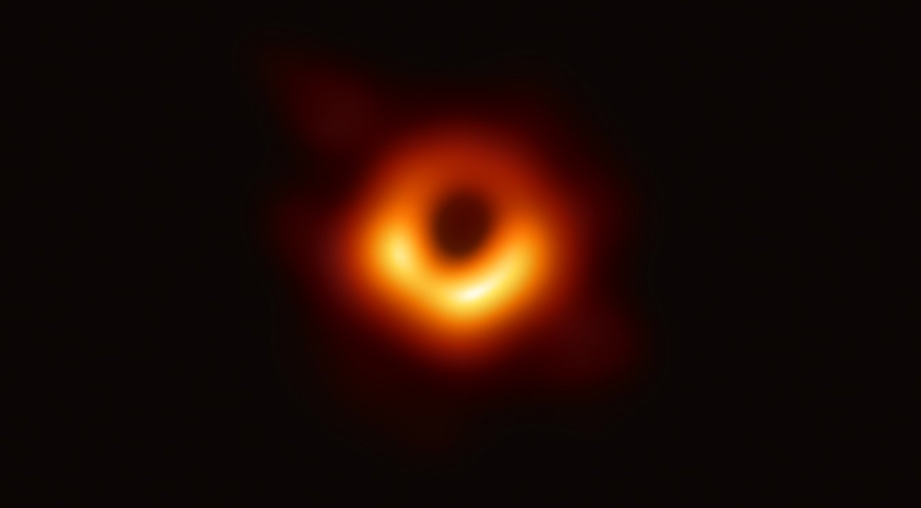 Famous Black Hole Shows Its Wobbly Past in New Movie