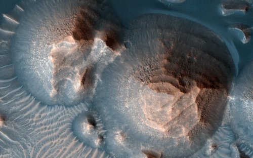 NASA: Mars Was Rocked By Thousands of Gigantic Volcanic Explosions