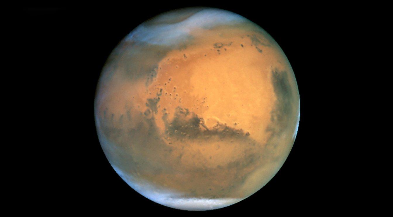 Scientists Detect Multiple Underground Lakes on Mars