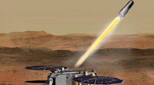 NASA Awards Contract for Mars Sample Return Rocket