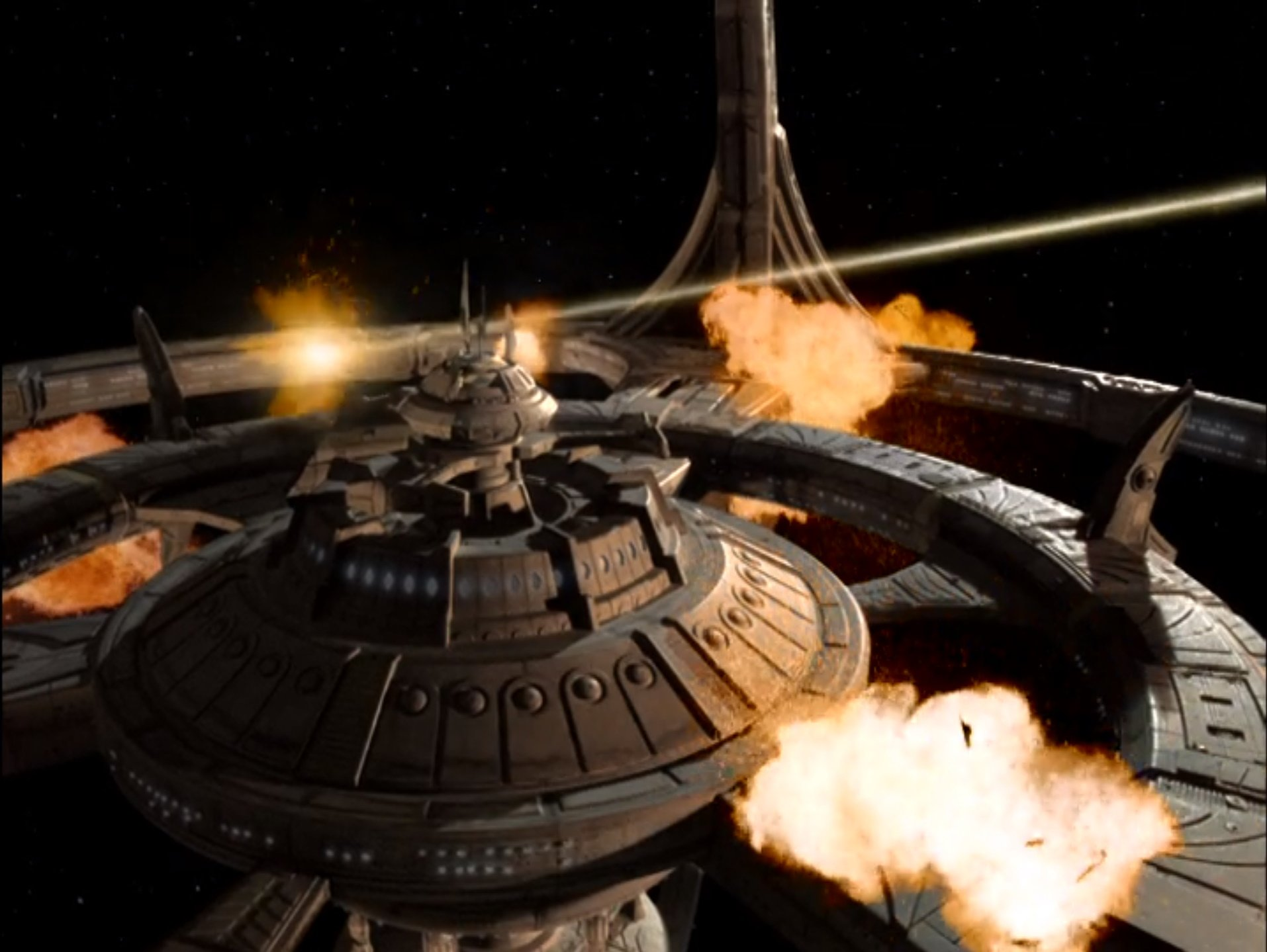 How We Upscaled 'Star Trek: Deep Space Nine'
