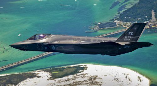 The US Air Force Quietly Admits the F-35 Is a Failure