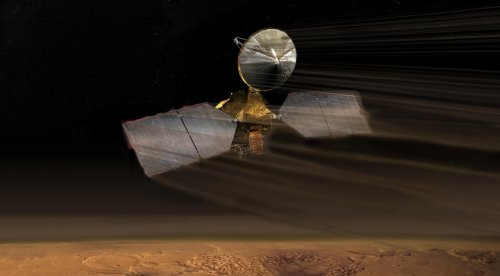 NASA Celebrates 15 Years of Mars Orbiter With Stunning Photos - ExtremeTech