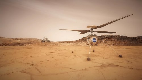 NASA Will Soon Have a Helicopter on Mars - ExtremeTech