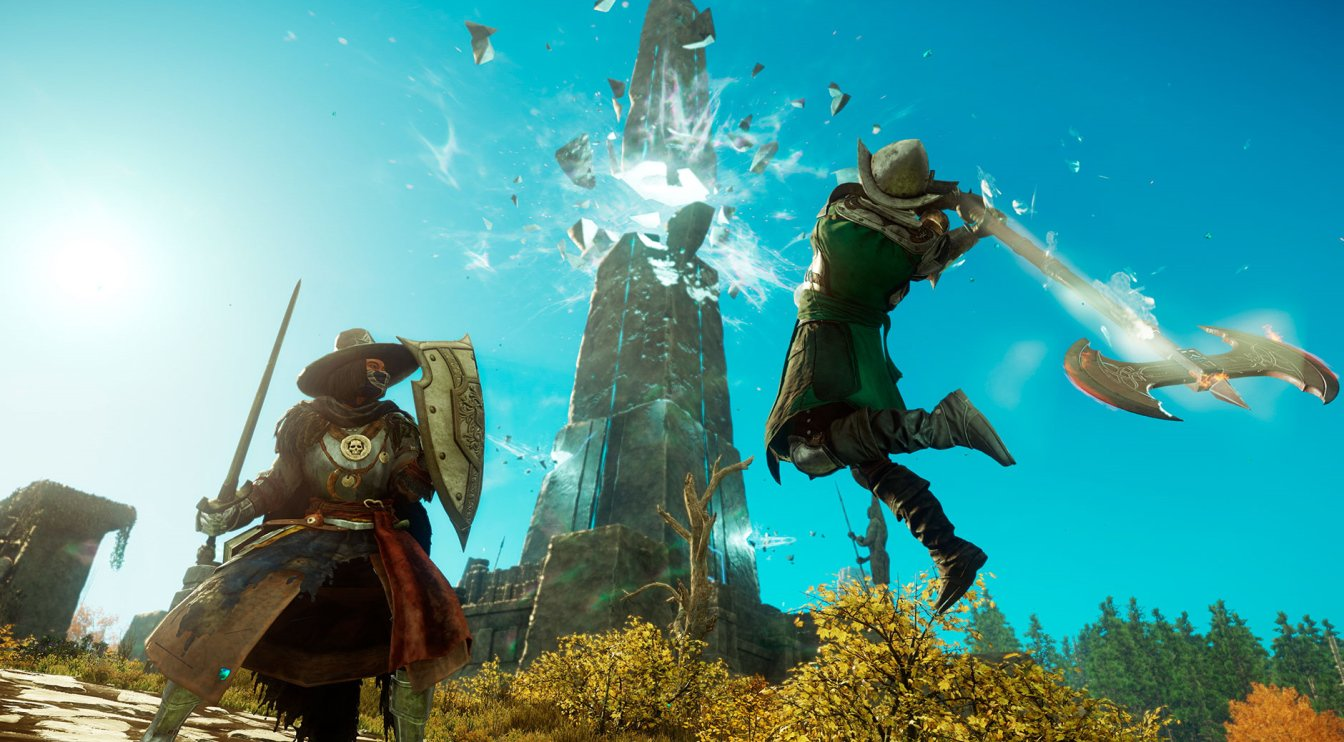 The Amazon MMO New Worlds Beta Is Frying RTX 3090 GPUs