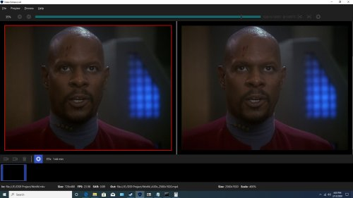 DS9UP: How Topaz Video Enhance AI Works