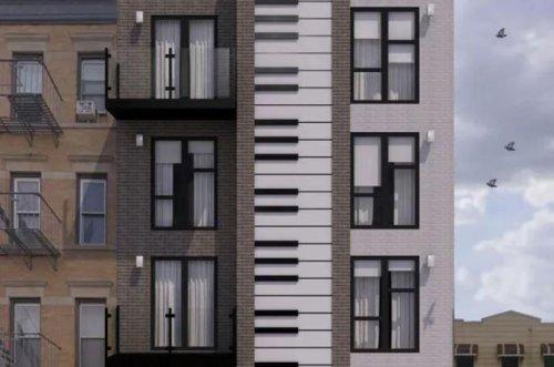 À New York, cet immeuble-piano intrigue les passants