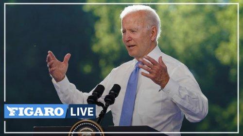 Joe Biden affirme avoir dit à Poutine ne pas tolérer «les tentatives de violation» russes