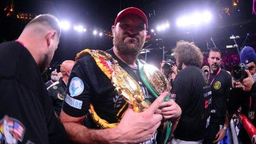 Boxe : Wilder amer après sa défaite, «C'est un perdant, un idiot», regrette Fury