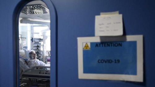 Covid-19 : près de 85% des patients hospitalisés en France sont non-vaccinés