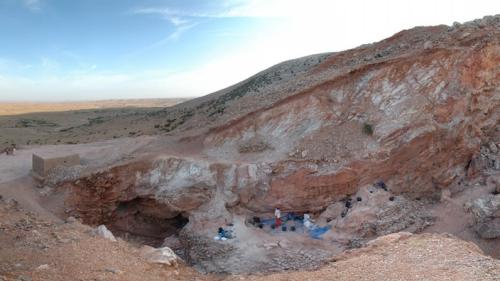La découverte d'un biface acheuléen au Maroc réécrit la préhistoire de l'Afrique du Nord