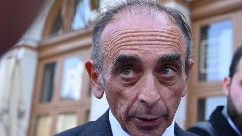 Éric Zemmour menacé de mort en pleine rue à Paris