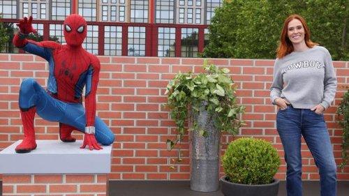 Le premier hôtel dédié à l'art des studios Marvel fait le plein de stars à Disneyland