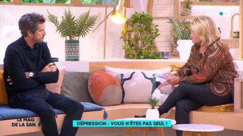 «Je vais y aller» : Guillaume Canet exaspéré par l'insistance de Marina Carrère d'Encausse