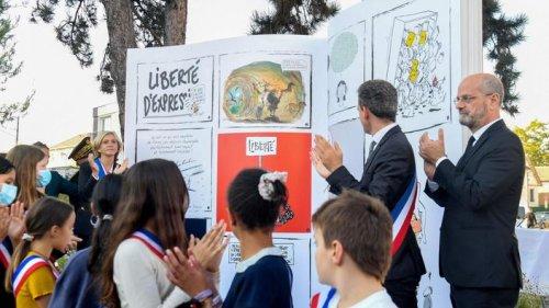 EN DIRECT - Assassinat de Samuel Paty : «Chérissez vos professeurs», lance Jean-Michel Blanquer