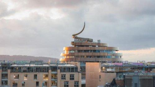 Cet immeuble-crotte sème la zizanie à Edimbourg