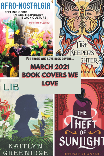 Book Covers We Love That Are Debuting In March