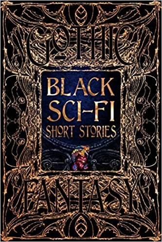 Win A Free Copy of Black Sci-Fi Short Stories From Flame Tree Publishing