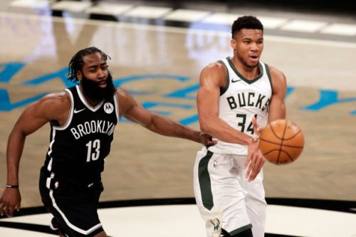 James Harden Trashed Giannis Antetokounmpo's Game In 2020: 'I Wish I Could Just Run, And Was 7-Feet And Run And Just Dunk'