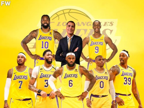 """Rob Pelinka Gave Warning To The 2021-22 Los Angeles Lakers Before The Season: """"This Room Has The Greatest Basketball Talent Assembled... But Without Proper The Mindset, That Amounts To Jack Sh*t."""""""