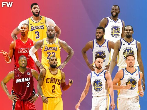 Team LeBron James vs. Team Stephen Curry: Who Wins The Competitive Showdown?