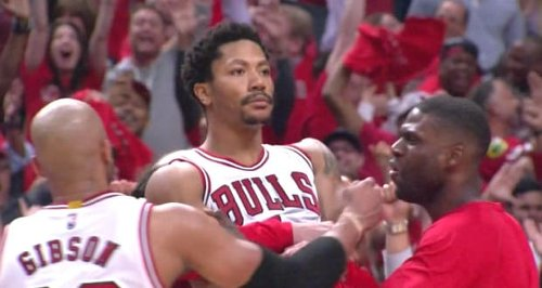 Six Years Ago Today: One Of The Greatest Moments Of Derrick Rose's Career